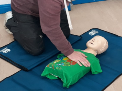Paediatric First Aid (Level 3)