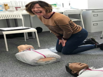 First Aid at Work (Level 3) & Qualification renewal